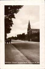 Thornton. Wesleyan Chapel, Victoria Road # M 302.