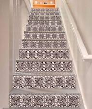 3D Muster 416 Stair Risers Dekoration Fototapete Vinyl Aufkleber Tapete DE Lemon