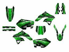 2006 2007 2008 KX 250F graphics for Kawasaki KXf250 #2001-GREEN