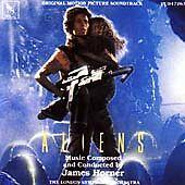 Horner: Aliens Original Soundtrack [SOUNDTRACK] CD (1992)