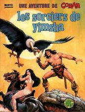 Comics Fr   LUG  UNE AVENTURE DE CONAN    N°9