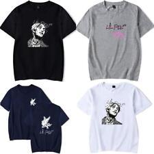 Lil Peep Adult Teenager Youth T-shirts tops tshirts T shirts  Hip Hop Rock Trap