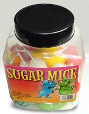 Sugared Mice 3 - 5 -10 - 15 - 20 - 30 - Full Jar Of 50