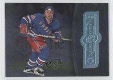 1998-99 SPx Finite #141 Daniel Goneau New York Rangers Hockey Card