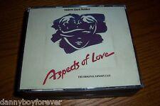 Aspects of Love 2 CD Set Original London Cast Musical Andrew Lloyd Webber