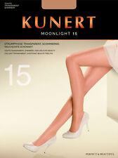 """Kunert """"Moonlight 15"""" Strumpfhose transparent schimmernd"""