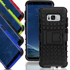 Hülle Samsung Galaxy S8 Plus Hybrid Panzer Schutzhülle Schutz Case Cover Tasche