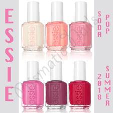 ESSIE ~*** Soda Pop 2018 Collection ***~ New, Nail Polish, Full Size 0.46oz