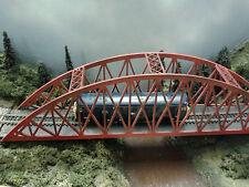 Model Railway Layout Laser Cut Girder Bridge 2 Sides 3mm MDF Various Lengths