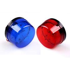 XD#3 LED 12V Security Alarm Strobe Signal Warning Siren Blue Red Flashing Light
