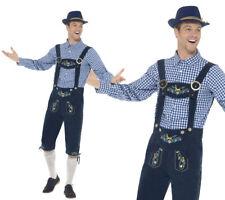 Traditional Deluxe Rutger Bavarian Costume Mens Oktoberfest Fancy Dress