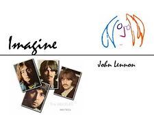 The Beatles John Lennon Imagine t-shirt100% cotton