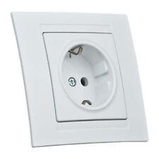 Moderna Steckdose Serien Wechsel Schalter LED Kindersicherung