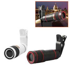 14X Zoom Phone Camera Telephoto Telescope Lens For iPhone Samsung Phone Portable