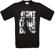 Night of the Living Dead Horror Kult Movie T-Shirt alle Größen NEU