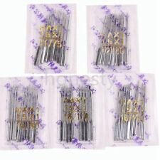 50x Threading Singer Sewing Machine Needles 75/11 80/12 90/14 100/16 110/18