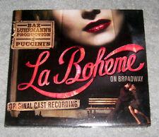 Baz Luhrmann's Puccini's La Bohéme on Broadway CD
