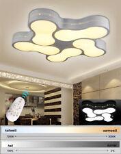 LED Deckenleuchte 2029 mit Fernbedienung  Lichtfarbe/ Helligkeit einstellbar