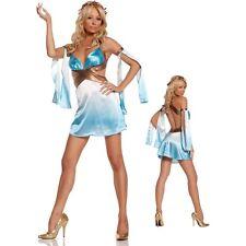 grecian GREEK GODDESS dress sexy womens adult halloween costume M