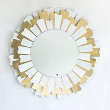 """Specchio da parete """"Lux"""" design italiano Arti e Mestieri 2888 90cm diametro"""