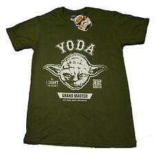 Star Wars Yoda Grand Master Jedi Council Graphic Print OFFICIAL T.Shirt 22B