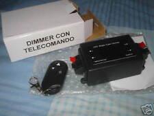 DIMMER WIRELESS CONTROLLO A DISTANZA CON TELECOMANDO