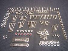 RC10GT Stainless Steel Hex Head Screw Kit 175++ pcs Team Associated Socket NEW