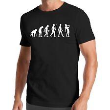 Evolution Saufen T-Shirt   Alkohol   Bier   Schnaps   Wein   Whisky   Wodka