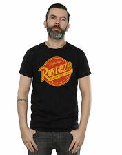 Disney Men's Cars Rust-Eze Logo T-Shirt