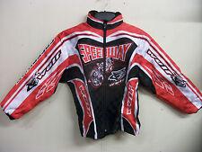Kids Wulfsport Red Speedway Jacket *all Sizes*  Youth Wulf Supporter Fan Jawa