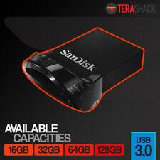 SanDisk Ultra Fit USB 3.0 16GB 32GB 64GB 128GB Flash Drive Thumb Stick Memory