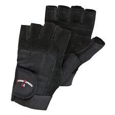Trainingshandschuhe Wildleder schwarz Größe S-XXL Fitnesshandschuhe NEU