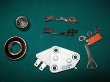 10SI 12SI Delco Alternator Rebuild kit 12 Volt Chevy brushes bearings regulator
