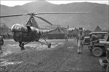 Poster, Many Sizes; U.S. Marine Corps Sikorsky Ho3S-1 Helicopter Inchon Korea 19