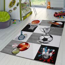Tappeto Per Bambini Mondo Dello Sport Calcio Coppa Tennis Tappeto Per Stanza Dei