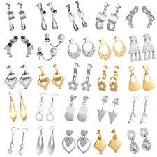 316L Stainless Steel Fashion Women Female Drop/Dangle Ear Hook Stud Earrings New