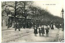 69 LYON la foire    1918  (42)