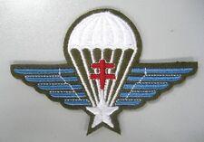 Ecusson de para commando de France étoile blanche REPRO