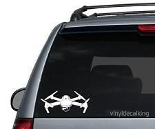 New DJI Mavic Pro Window / Case Decal Sticker FPV Quadcopter UAV Drone Phantom