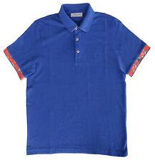 Polo Kurzarm Trussardi Salzburg T-Shirt Kurz Sleeves 100% Baumwolle Cotton