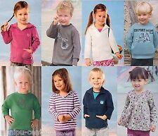 Baby Sweatshirt Langarmshirt Pullover Kapuze Hoodie Babyshirt Kapuzenpullover