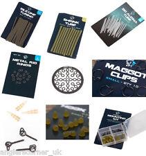 Nash Tackle Tubing / Rig Rings / Beads / Clips / Screws / Carp Fishing