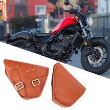 1 paire de sacoche de selle avec rangement latéral pour moto pour Honda CMX 300