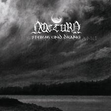 Nocturn - Sturm und Drang CD 2012 atmospheric black metal Chile Razed Soul