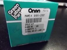 Onan / Cummins starter drive gear kit Part #: 191-2157