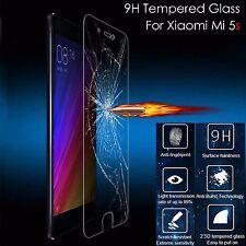 """9H Tempered Glass, TPU Clear Phone Case For Xiaomi Mi5s 5.15"""" Screen Size Phone"""