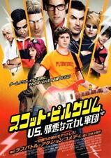65423 Scott Pilgrim vs the World Movie Michael Cera Wall Print Poster CA