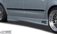 Minigonne VW SHARAN specchio Tuning ABS sl0