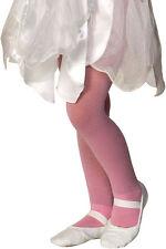 Rubies Girl's Fancy Fashion Dance Nylon Sparkle Tights, Blue Lavender Pink White