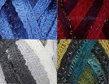 Schachenmayr SMC Frilly 100g  Ruffle Scarf Yarn Knit Crochet FS Color Choice